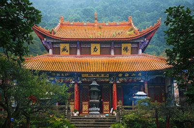 Qiongzhu Temple, Kunming