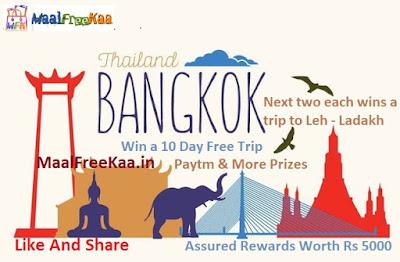 Free Thailand Bangkok