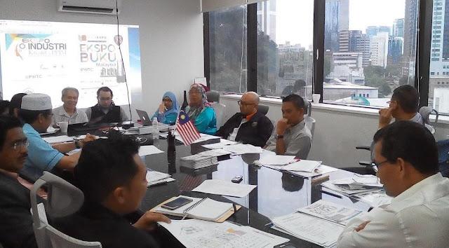 YPBN, Yayasan Pembangunan Buku Negara,