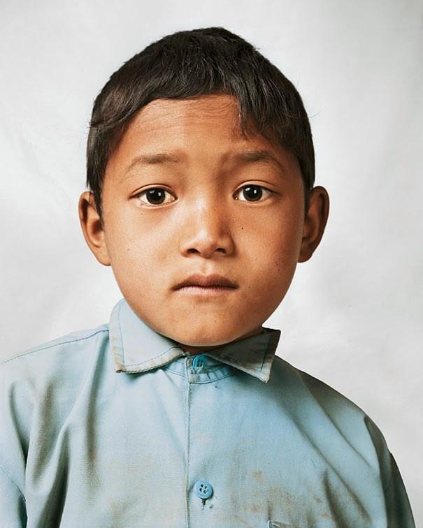 16 Children & Their Bedrooms From Around the World - Bikram, 9, Melamchi, Nepal