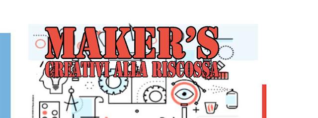 Mappa dei makers italiani artigiani 2.0