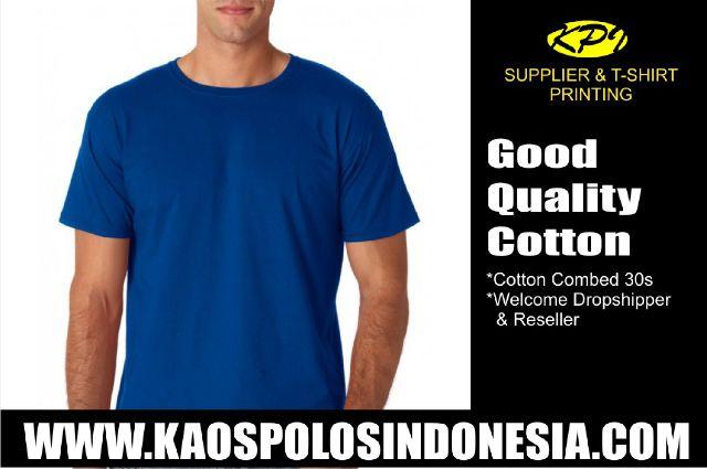 Kaos Polos Tangerang Selatan