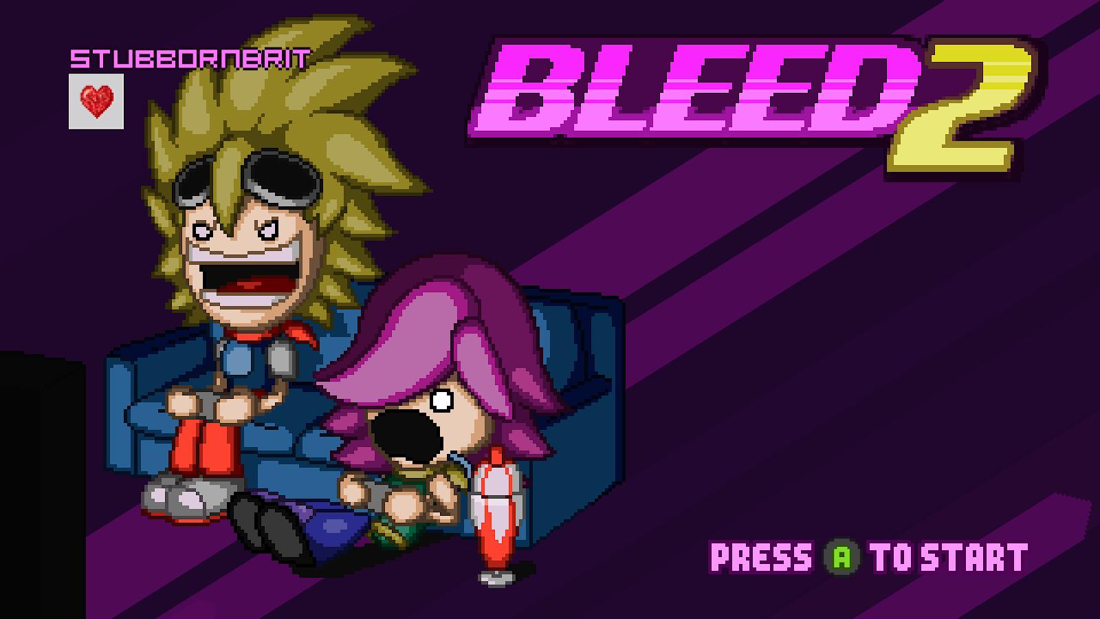 Bleed 2 (Xbox)