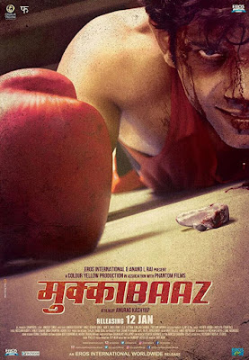 Mukkabaaz 2017 Hindi 720p HDRip x264 AAC  – 1.3GB
