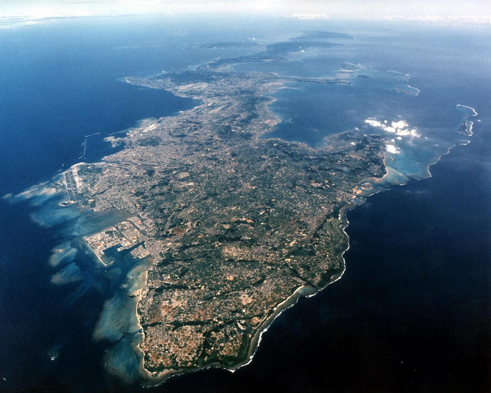 Resultado de imagen para Fotos de La isla de Okinawa