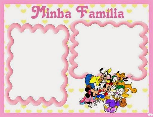 Minnie Bebé: Album de Fotos para Imprimir Gratis.   Ideas y material ...
