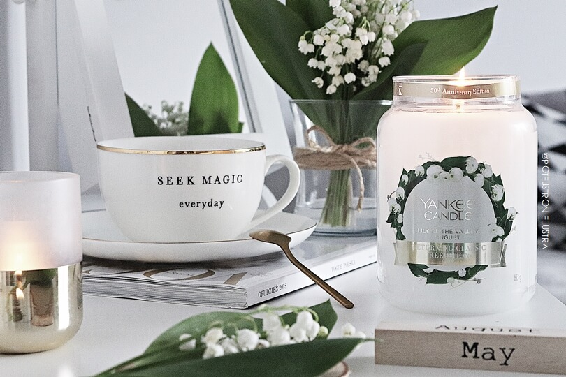 yankee candle lily of the valley 2019