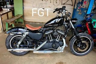 Forsale Harley Sportster 883R 2007...