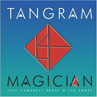 https://www.amazon.com/Tangram-Magician-Lisa-Campbell-Ernst/dp/1593541066