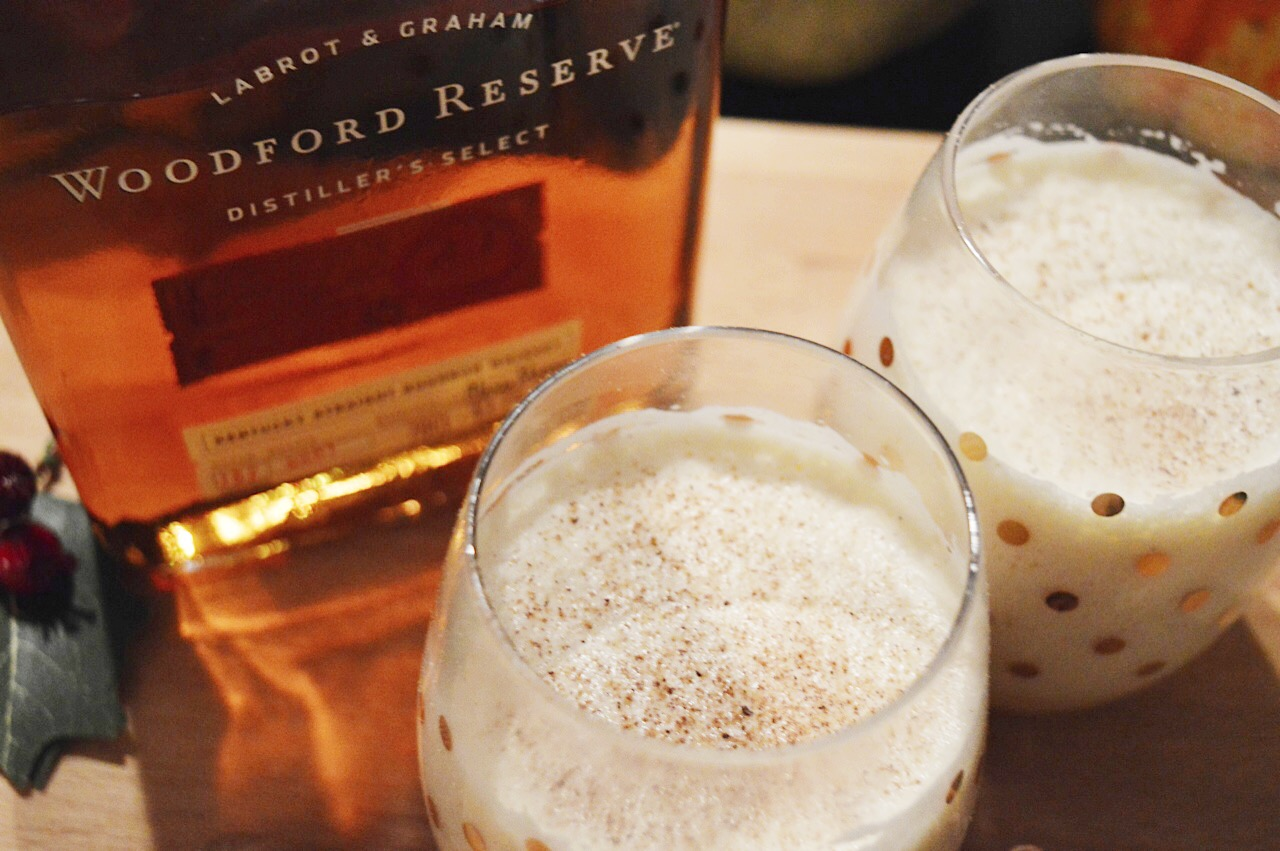 Eggnog recipe, food bloggers, FashionFake