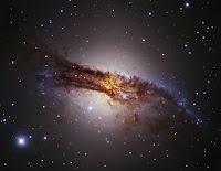 A Giant Galaxy Centaurus A