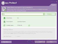 Copy Protect- screen 2