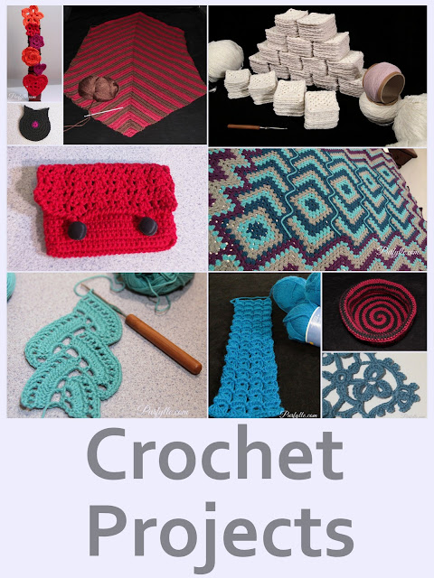 Purfylle Crochet Projects