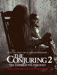 Rekomendasi Film Bagus The Conjuring 2: The Enfield Poltergeist