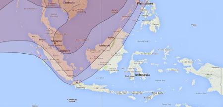 Beam Chinasat 11 Ku Band Maritime Terbaru