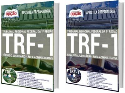 Apostila TRF 1ª Região 2017 - Técnico e Analista Judiciário