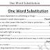 Compilation of One word Substitution Asked in SSC Exams 1997 Till date PDF Download