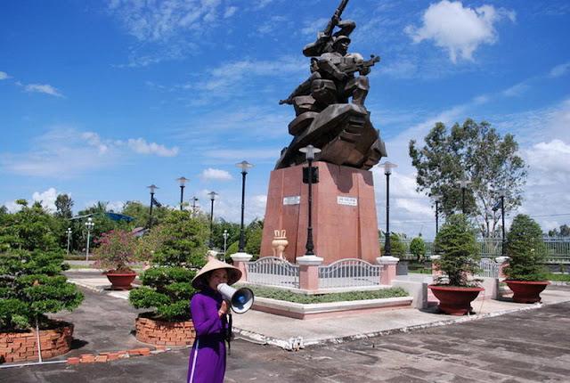 Ap Bac Museum, Tien Giang