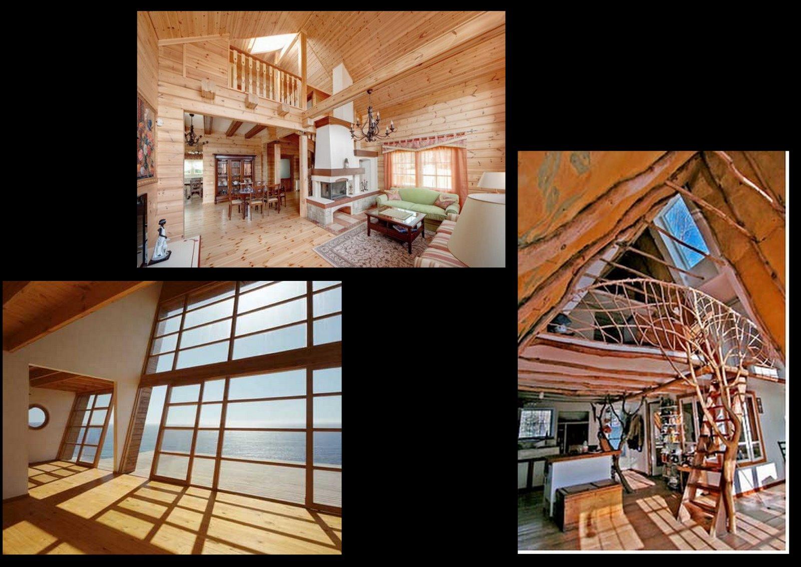 Unique House Interior