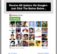 Google plus pop up like box 2013