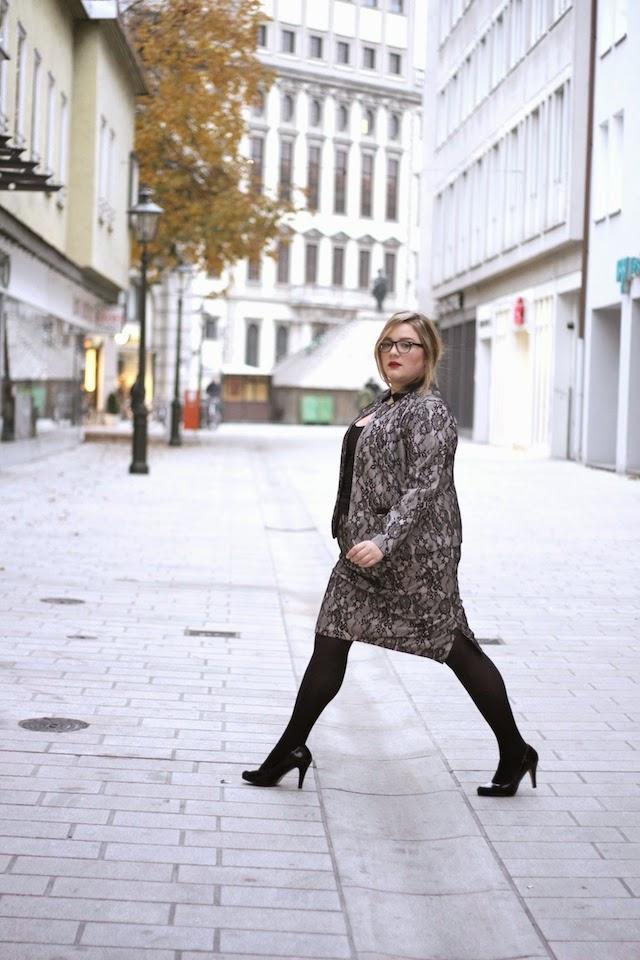 Plus Size Outfit elegant