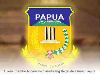 Lukas Enembe Ancam Usir Pendulang Ilegal dari Tanah Papua