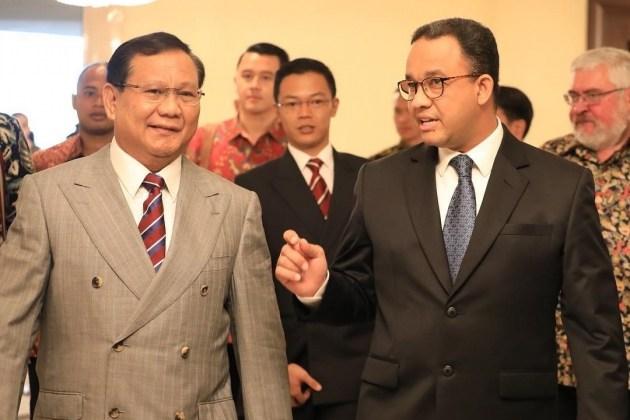 Bukan Tak Mungkin Prabowo 'Terpaksa' Mengajukan Anies Capres