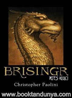 Christopher Paolini - Miras Döngüsü #3 Brisingr - Ateş Kılıcı