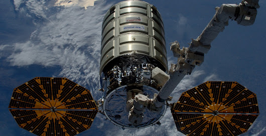 Cygnus Spacecraft Begins Next Phase of OA-6 Mission, Conducting Science in Space