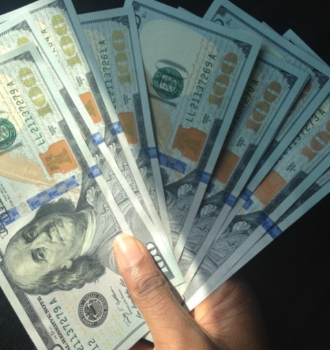 Welcome To Alvin Uche Blog: Check Out The New 100 Dollar
