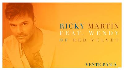 Ricky Martin - Vente Pa' Ca ft. Wendy