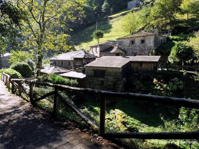Conjunto etnográfico de Os Teixois, Reserva de los Oscos, Asturias