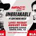 IMPACT Wrestling Unbreakable | Vídeos + Resultados