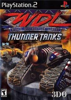 Baixar Jogo World Destruction League Thunder Tanks ? PS2