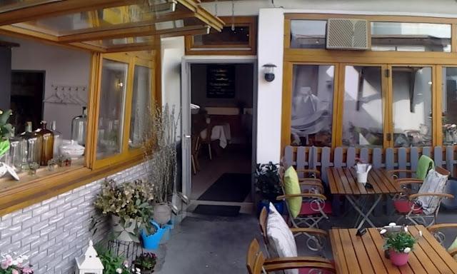 Restaurante Die Metzgerei em Viena