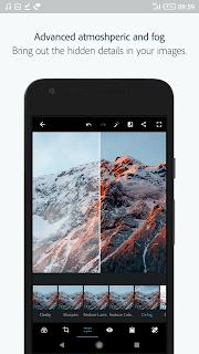 Adobe Photoshop Express:Photo Editor Collage Maker v4.0.462 Apk [Premium]