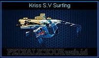 Kriss S.V Surfing