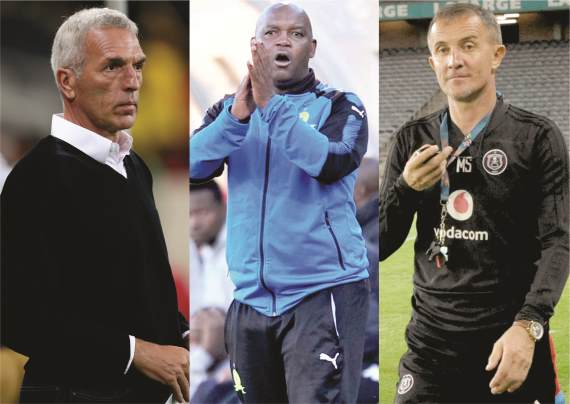 CAF Preview: How will the 'Big Three' fare in Africa?