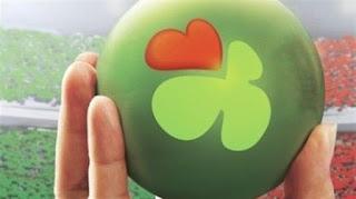 Fotografia do Logotipo dos Jogos Santa Casa