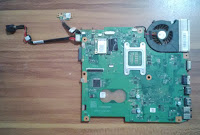 motherboard laptop, jual motherboard laptop, motherboard toshiba satellite c640, Mobo toshiba c640, mobo intel