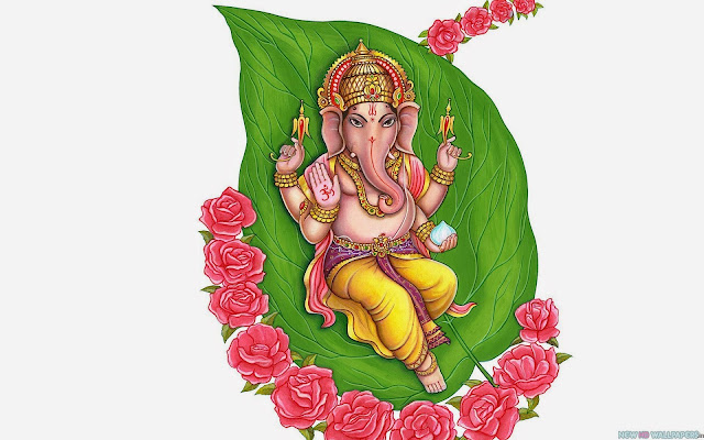 hd wallpaper ganesh