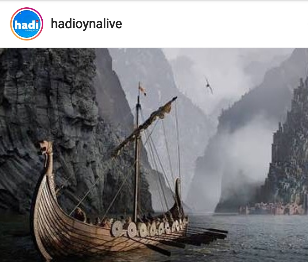 Vikinglerin yaşadığı yer