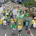Hoje (03/04) tem manifestação em Blumenau