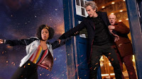 Peter Capaldi, Pearl Mackie and Matt Lucas in Doctor Who Season 10 (6)