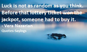 lottery quotes