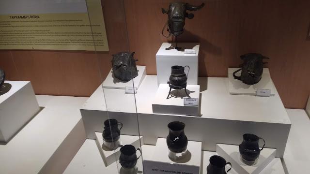 Kastamonu Müzesi, Hitit İmparatorluğu Dönemi buluntuları.