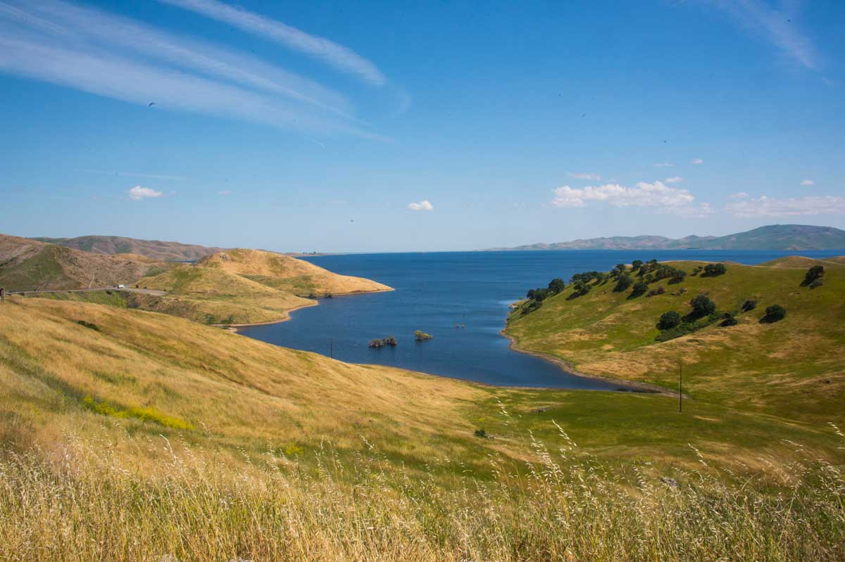 Kissack adventures robbers pass for San luis reservoir fishing report 2017