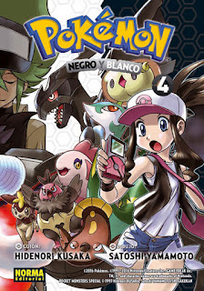 Pokémon Negro y blanco 4