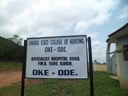 Kwara State College of Nursing Oke- Ode