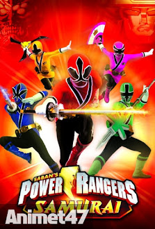 Power Rangers Samurai -  2013 Poster